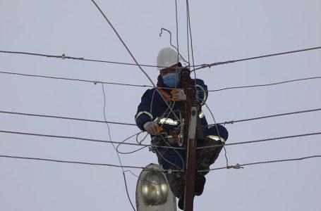 Elektrik Kesintileri Gideriliyor