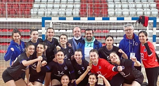 Kadınlar Hentbol Süper Ligi: Sivas Belediyespor: 25 – Üsküdar Belediyespor: 27