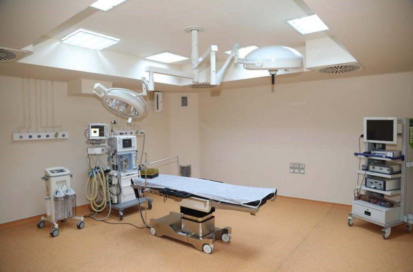 Sivas Devlet Hastanesi Hizmete Başladı