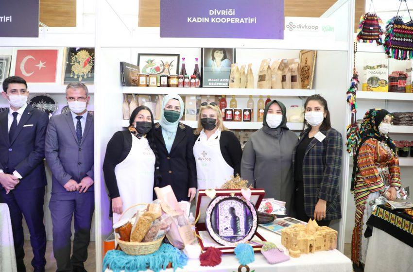 Güç Birliği Yapan Kadın Kooperatifleri, Sivas'a Değer Katacak