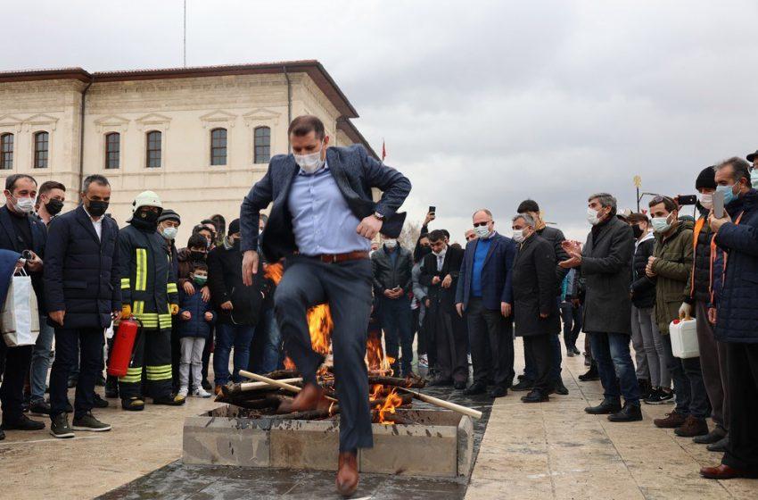 Nevruz, Türk Milletinin Toprağa Bağlılığının Simgesidir