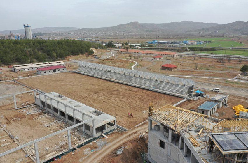 Hamidiye Kültür Parkı, İç Anadolu'nun Cazibe Merkezi Olacak