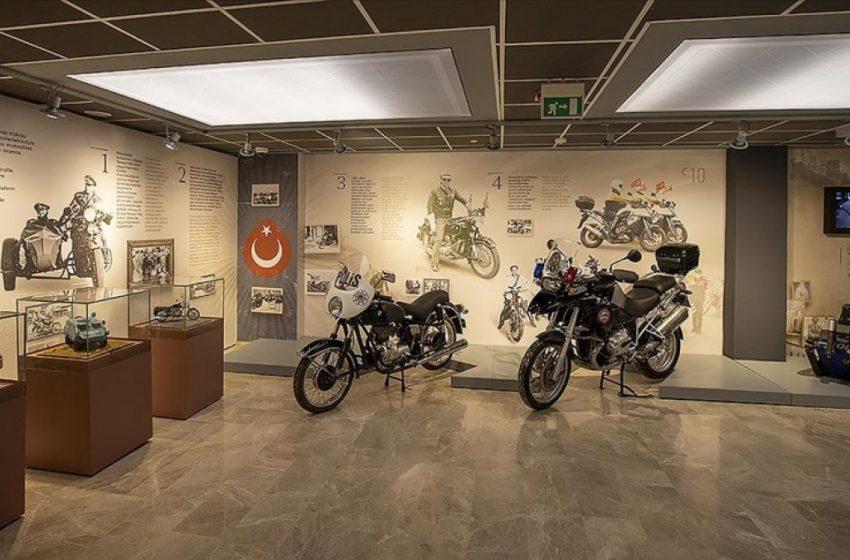 İlk Polis Müzesi Açıldı