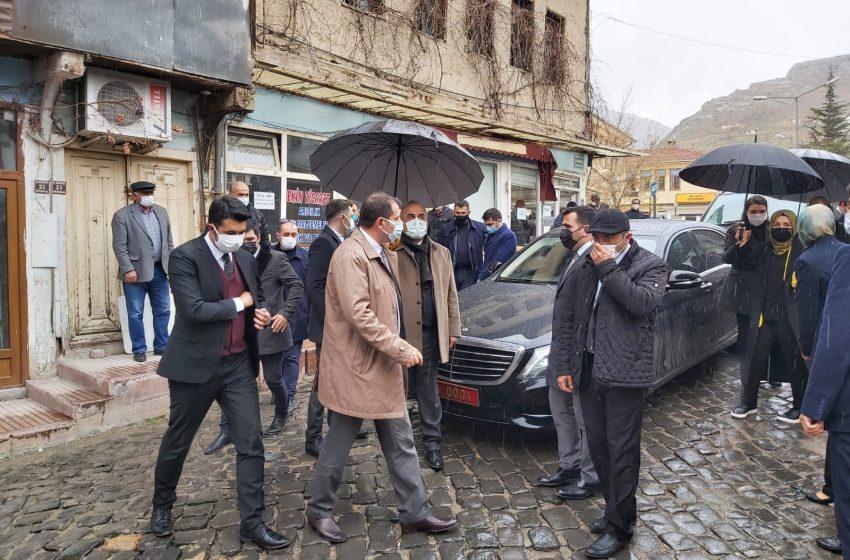 Divriği Arasta Projesi ile Cadde ve Sokaklar Turizme Kazandırılıyor