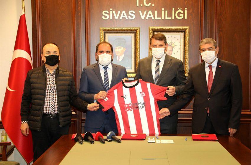 Yeni 4 Eylül Stadyumu Demir Grup Sivasspor'a Kiralandı
