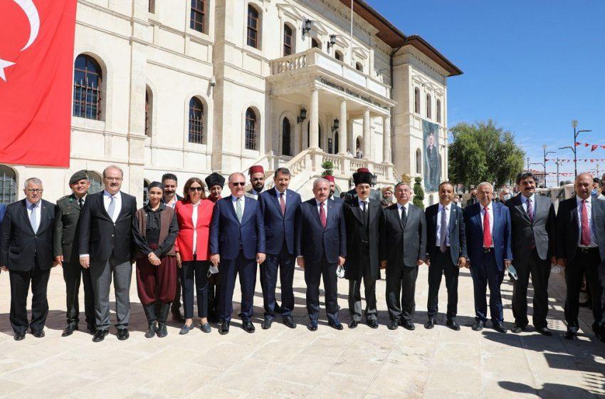 4 Eylül Sivas Kongresi'nin 102. Yıl Dönümü TBMM Coşkuyla Kutlandı