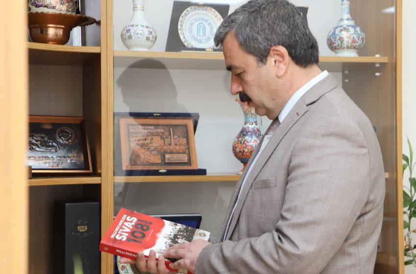 """SBTÜ rektörü Prof. Dr. """"Mehmet kul """"Manda ve himaye kabul olunamaz"""""""